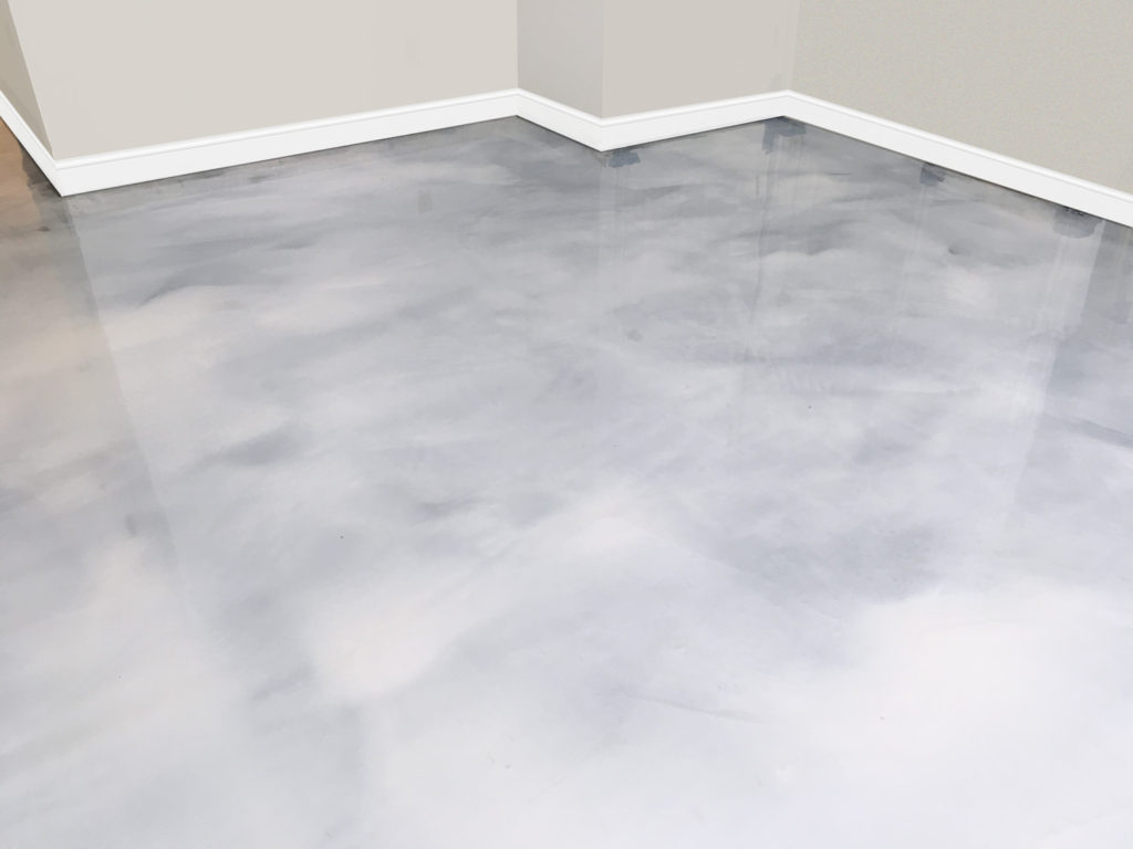 Designer Epoxy Floor Coatings Salt Lake City Utah Kga
